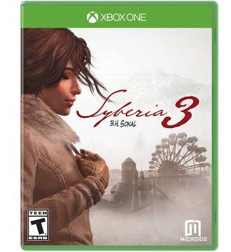 Syberia 3 [Xbox One Game]