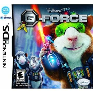 Disney G-Force [Nintendo DS Game]