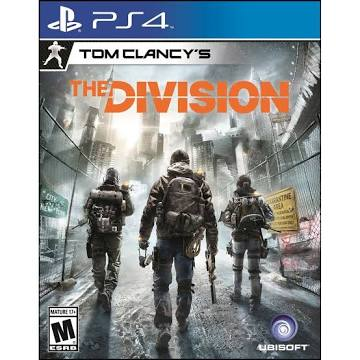 Tom Clancy's The Division [PS4 Game]