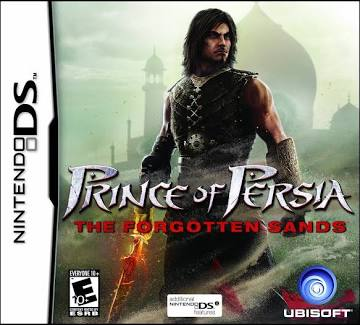 Prince of Persia The Forgotten Sands [DS Game]