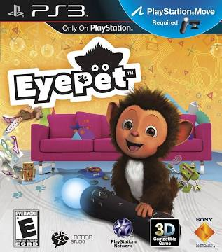 EyePet [PS3 Game]