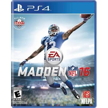 Madden NFL 16 [PS4 Game]