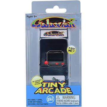 Tiny Arcade - Galaxian, electronic games