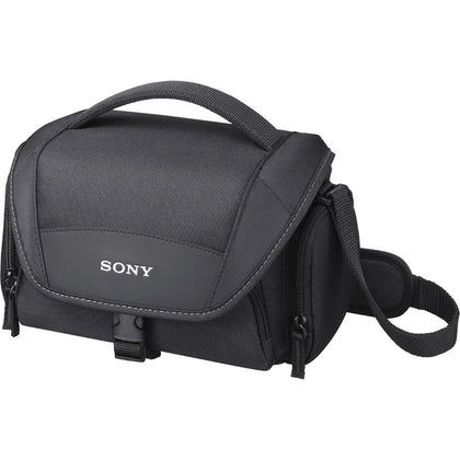 Sony LCS U21 Camera/Camcorder Case - Black