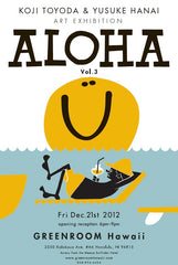 Aloha Vol.03 Exhibition