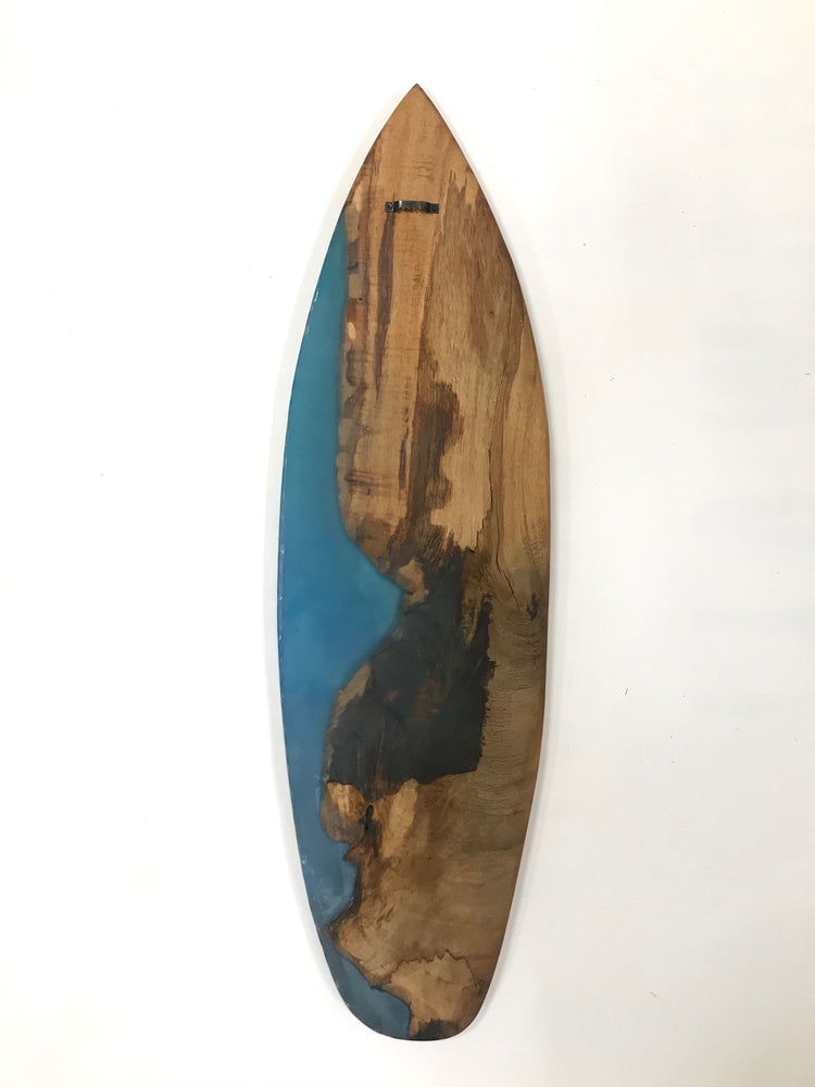 Koa x Resin Board Art