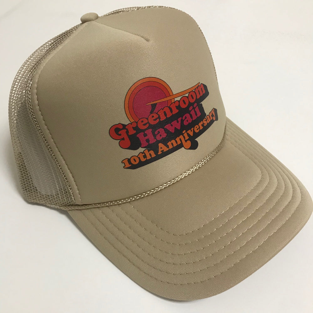 10th Anniversary Trucker's Hat