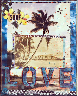 Surf Love, Waikiki, HI