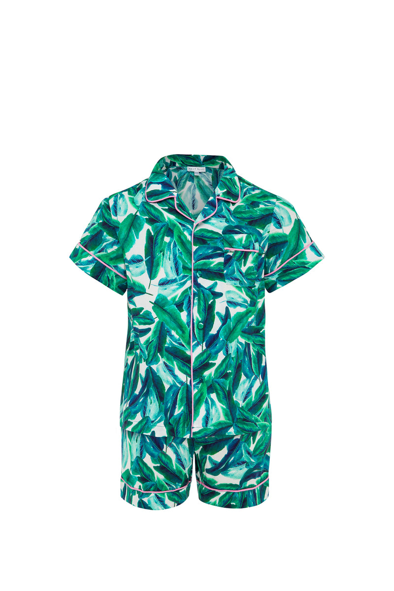 St Barts Mini Short Sleeve Set
