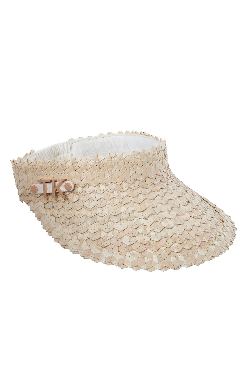 Mini Natural Charm Visor