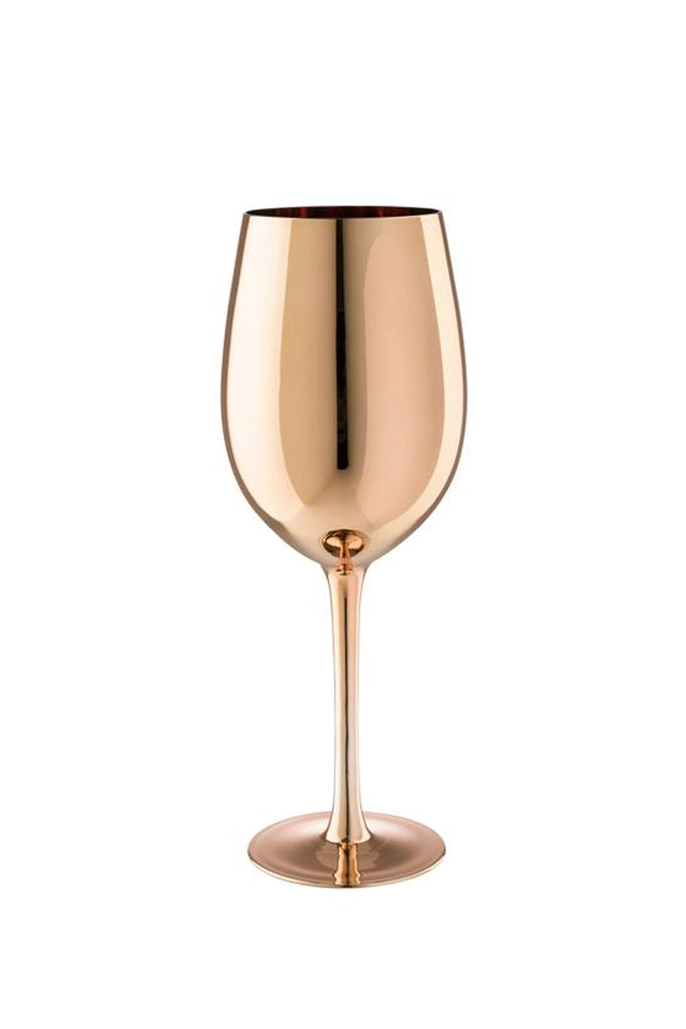 Rose Gold Goblet