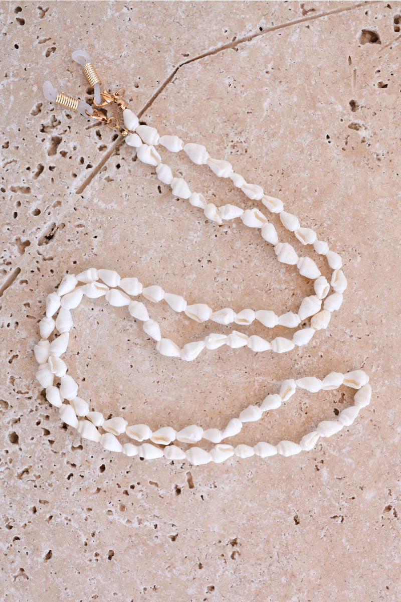 Sunglass Shell Chain