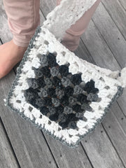 Plastic Bag-Bag Crochet Pattern