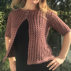 Blendy Cardigan Pattern Download