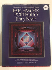 Patchwork Portfolio by Jinny Beyer