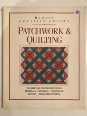 Patchwork & Quilting by Hamlyn Creative Crafts