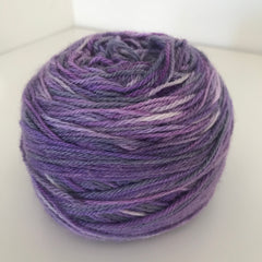 Sock Yarn 80g (purple)