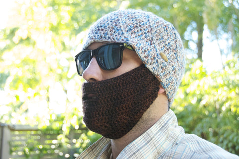 Anda's Beardy Pattern (crochet)
