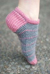 Summer Sporty Sock Pattern Download