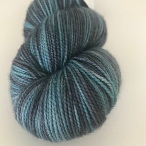 Soft Like Kittens Tempest (turquoise/grey)