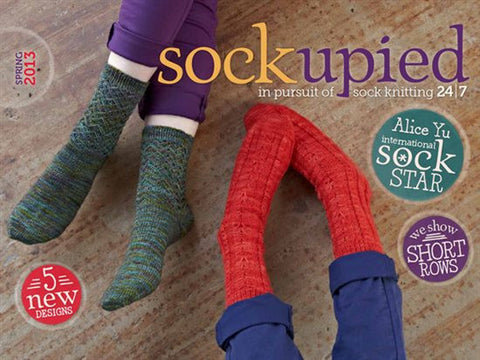 Sockupied Giveaway!