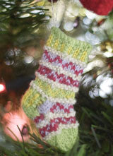 All 5 Christmas Stocking Decoration Patterns