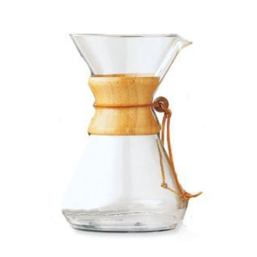 How Does Chemex Coffee Maker Work : CHEMEX Pilot Coffee Roasters