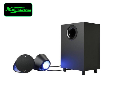 Logitech G560 LightSync RGB PC 2.1 Gaming Speakers