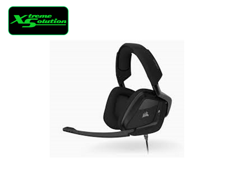 Corsair VOID ELITE SURROUND Premium Gaming Headset with 7.1 Surround Sound — Carbon