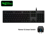 Logitech G512 Mechanical Gaming Keyboard