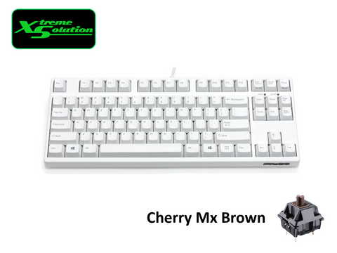 Filco Majestouch 2 HAKUA White Limited Edition Mechanical Keyboard (TKL)