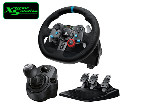 Logitech G29 Driving Force Wheel with Force Shifter