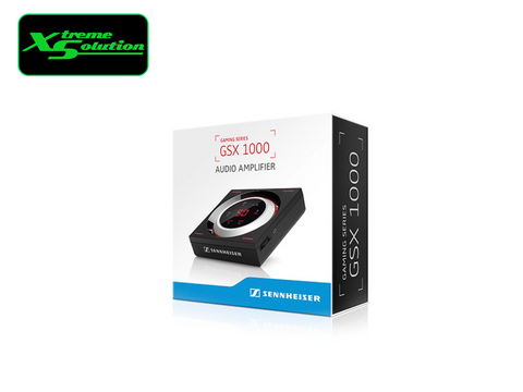 Sennheiser GSX 1000 - Audio Amplifier for PC and Mac