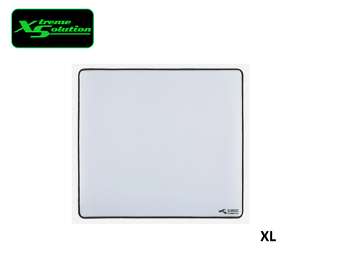PC Glorious White Mousepad