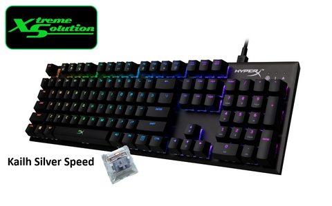 Kingston HyperX Alloy FPS RGB Mechanical Gaming Keyboard