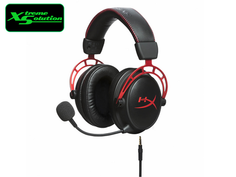 Hyper X Cloud Alpha Gaming Headset