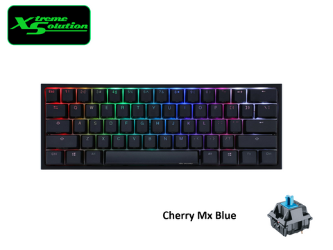 Ducky One 2 Mini RGB (Black Edition)