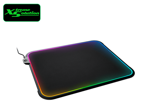 Steelseries QCK Prism Hard (Hard RGB Gaming Mousepad)