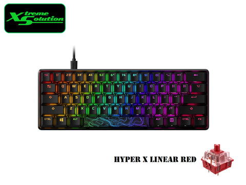 Kingston HyperX Alloy Origins 60 Mechanical Gaming Keyboard