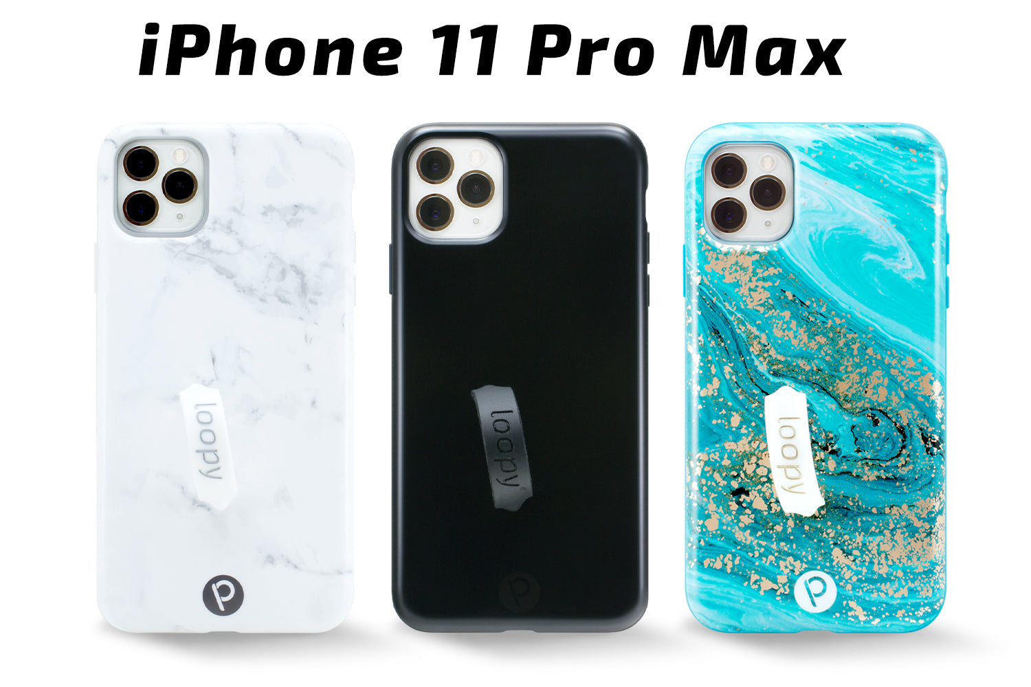 SHOP Loopy iPhone 11 Pro Max