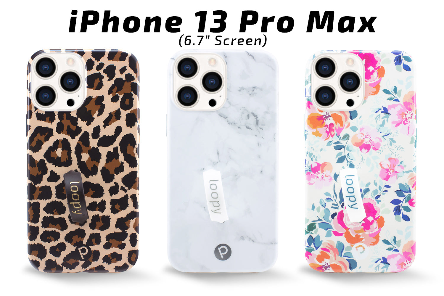 Loopy iPhone 13 Pro Max 6.7