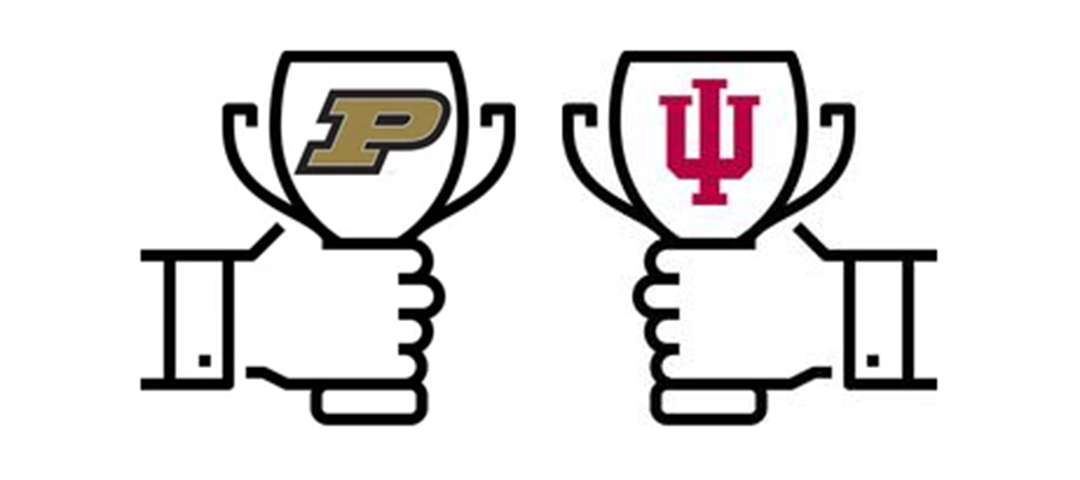 IU and Purdue 1st Place Winners