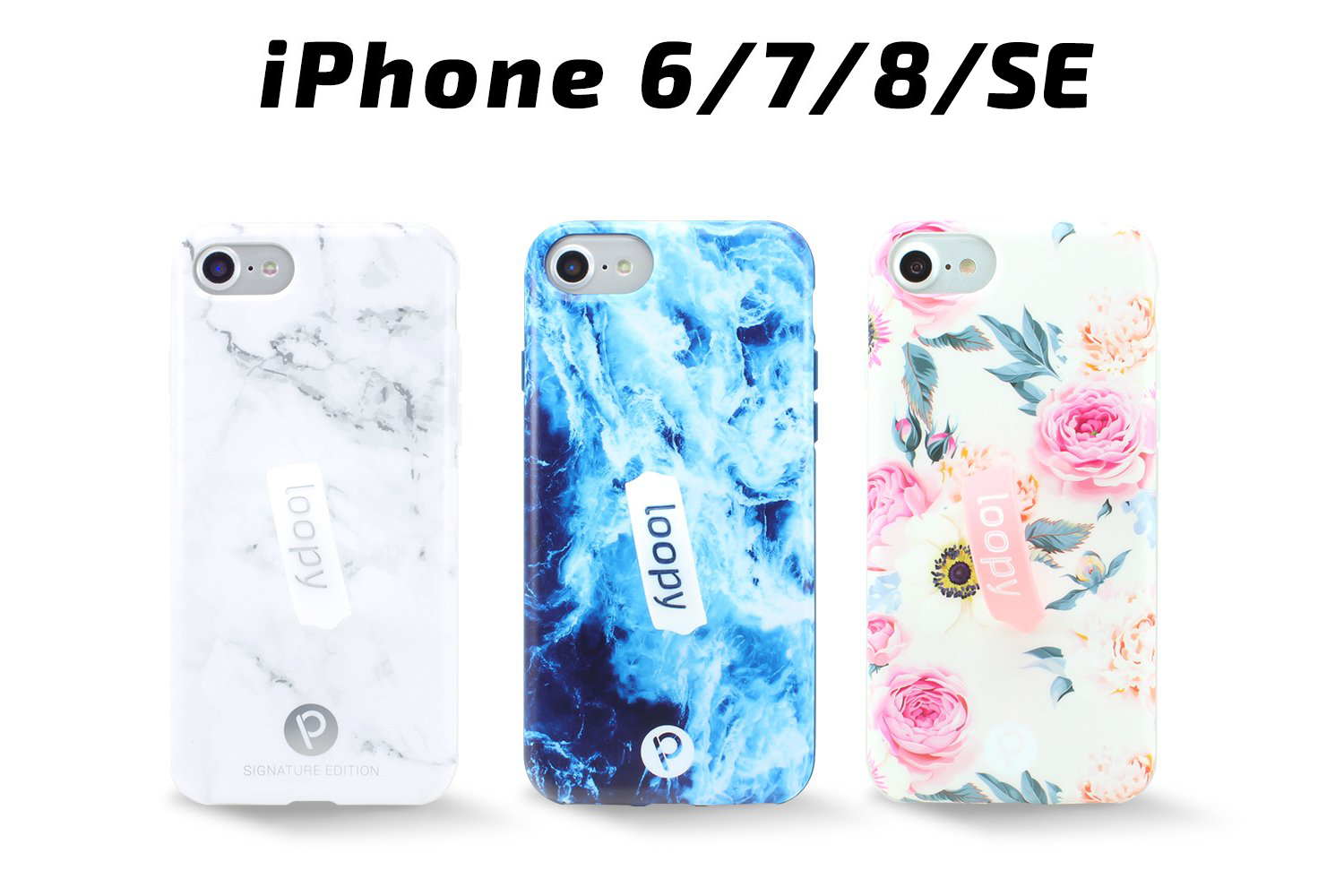 SHOP Loopy iPhone 6, iPhone 7, iPhone 8, and iPhone SE (2020)