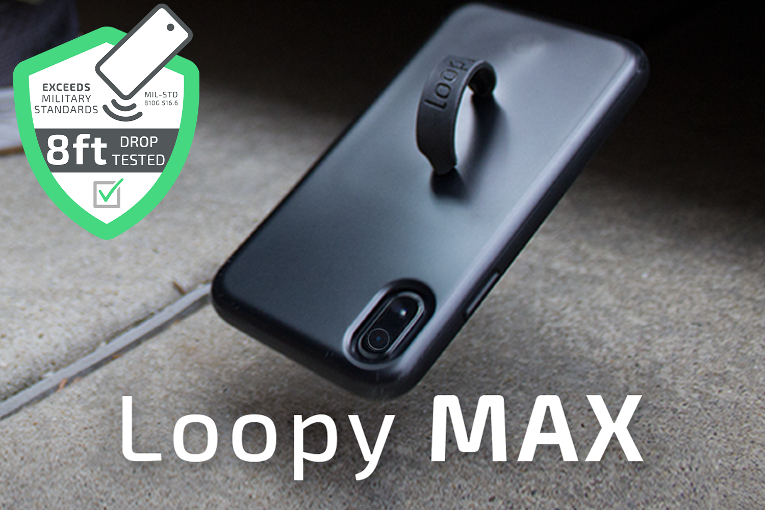 Loopy MAX for the iPhone Xr