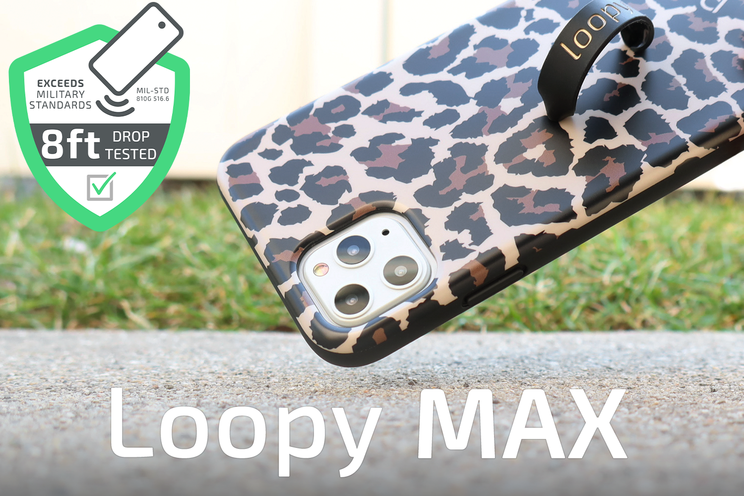 Loopy MAX for the iPhone 11 Pro
