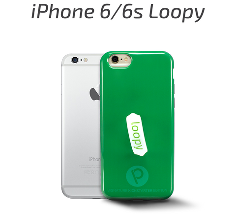 iphone 6 loopy case