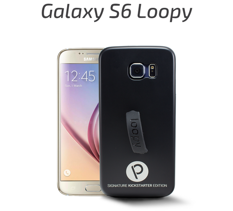 galaxy s6 loopy case