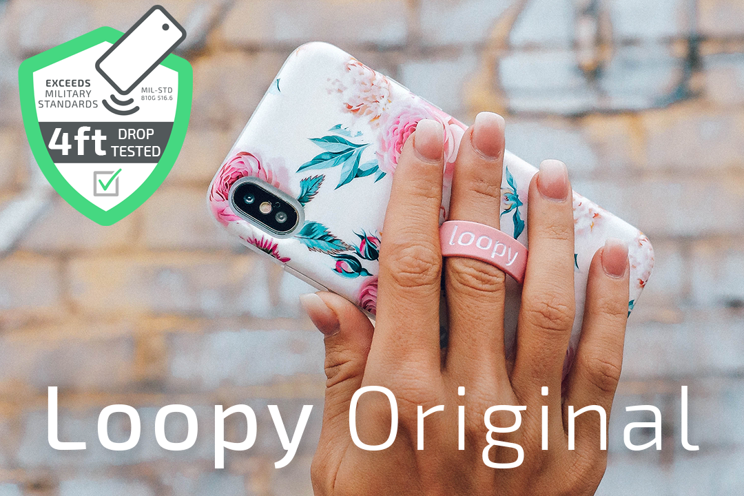 the best attitude b9402 dfc41 Loopy Cases | Shop iPhone X - LoopyCases®