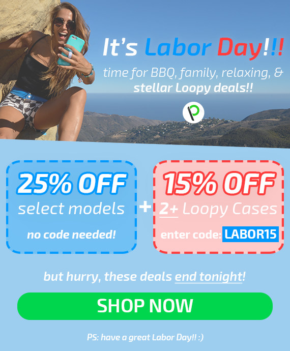 Labor Day Loopy SALE