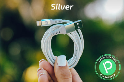 Loopy Charging Cables - Lightning (Apple)